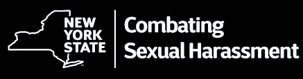 NYS combatting Sexual Harassment Logo